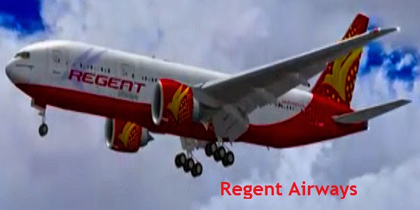 Regent Airways Worldwide Sales Office/Outlets