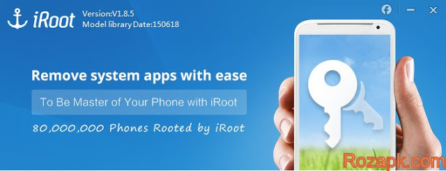 Download iRoot Apk Latest Version v3.0.2 For Android