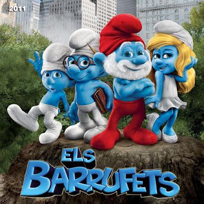 Els Barrufets - [2011]