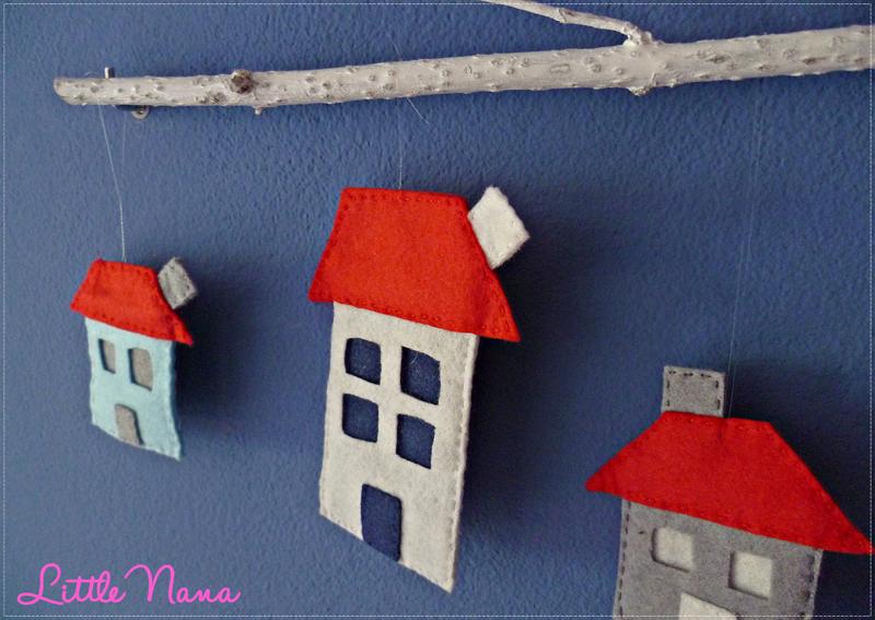 Ideas deco mural infantil niño handmade diy