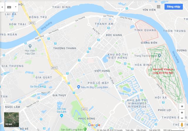 Làng Tình Quang Giang Biên