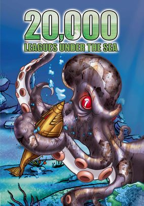 20.000 Leagues Under the Sea (2004) ταινιες online seires oipeirates greek subs