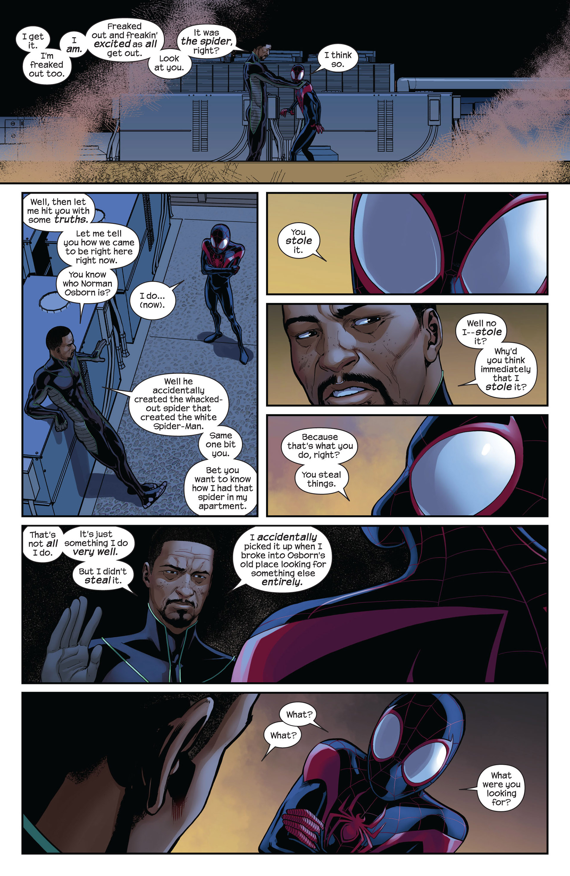 Read online Ultimate Comics Spider-Man (2011) comic -  Issue #10 - 4