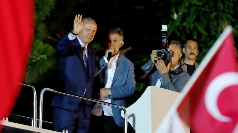 Σουλτάνος με λαϊκή εντολή ο Ερντογάν - Τα αποτελέσματα των εκλογών στην Τουρκία