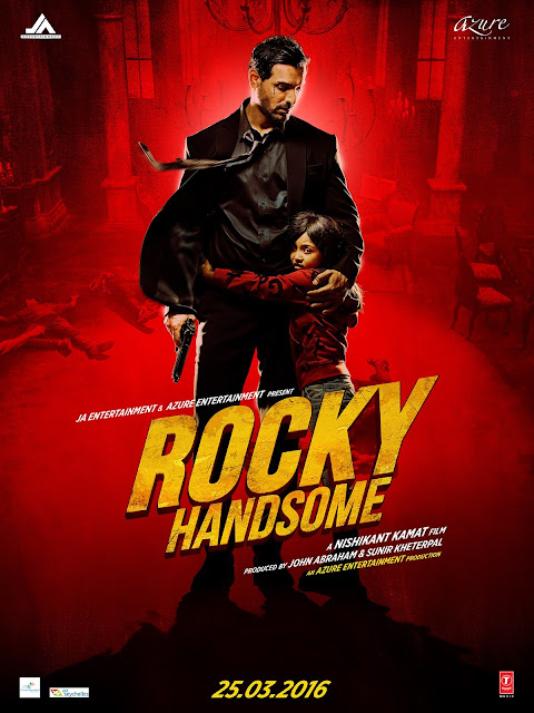 Rocky Handsome (2016) ταινιες online seires oipeirates greek subs