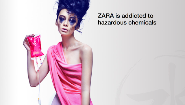 Help Put an End to Toxic, Hormone Disrupting Fashion!