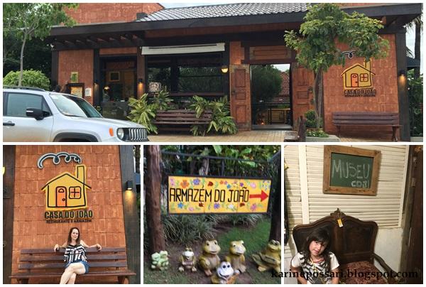 restaurante bom em Bonito-MS