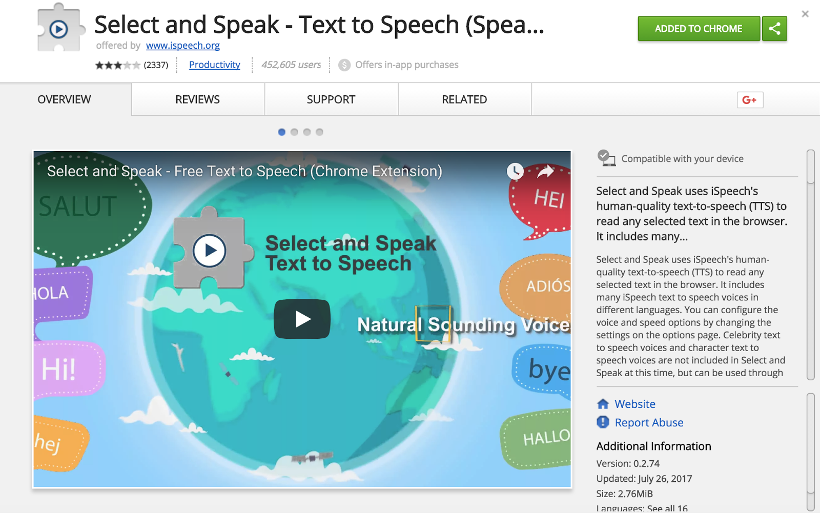 10 Free Text to Speech Web Tools for the Classroom   The