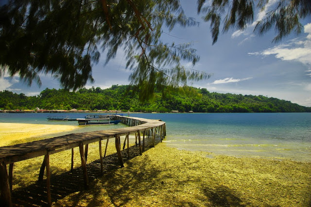 Togean Islands National Park