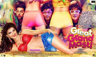 Great Grand Masti Box Office Collection
