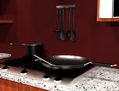 Contemporary Cookware