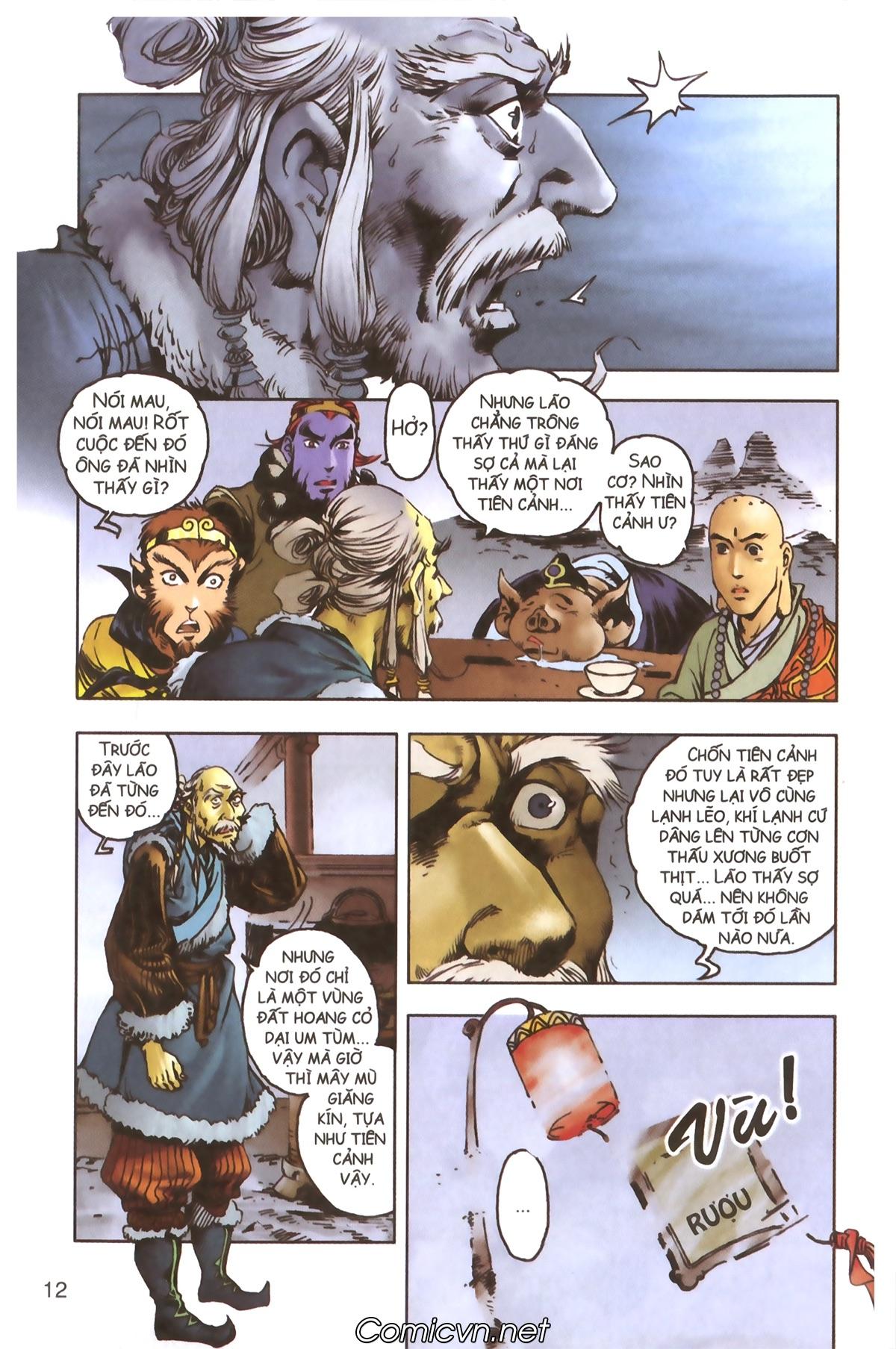 Tây Du Ký màu - Chapter 114 - Pic 10