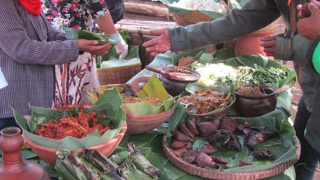Pasar Lawas Kumandang