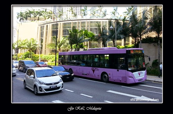 bus GoKL, Go Kuala Lumpur, SPAD, Bus KL, Gratis, percuma, keliling Kuala Lumpur, backpack Kuala Lumpur, trip hemat kuala lumpur
