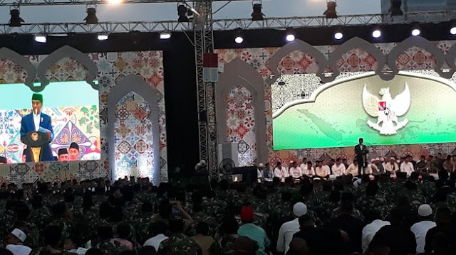 Jokowi akan Teken Aturan Penambahan 100 Perwira Tinggi TNI