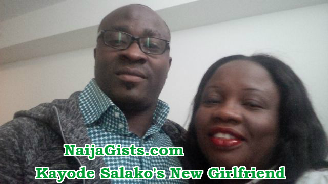 kayode salako secret girlfriend