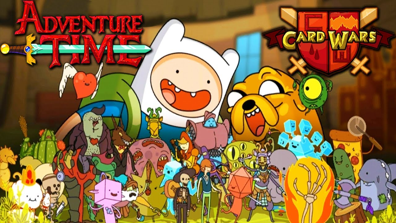 Card Wars Adventure Time for Android - Free downloads and ...