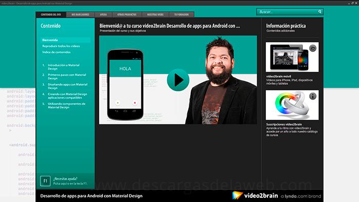 Desarrollo de apps para Android con Material Design