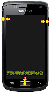 Cara Masuk Recovery Mode Samsung Galaxy Wonder I8150