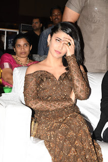 Shruti Haasan At Premam Movie Audio Launch (3).JPG