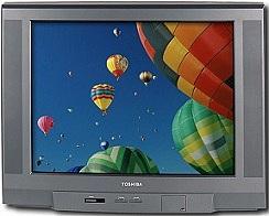 Toshiba 20AR22 - 20AR32 CRT TV - How to enter service mode