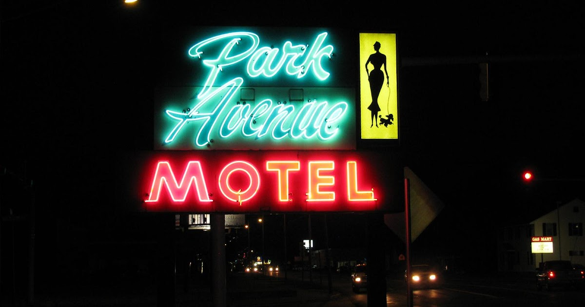 Mad For Mid Century Vintage Neon Sign For Sale