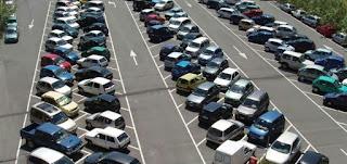 Auto parcheggiata