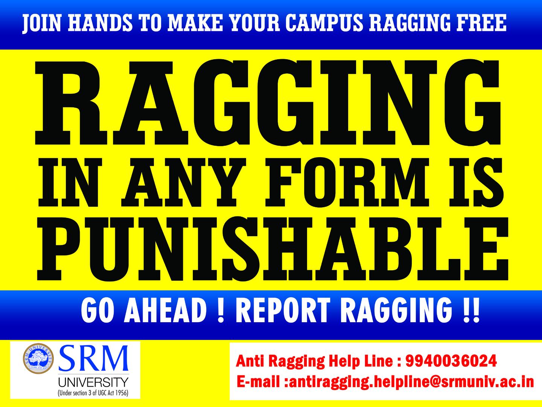 Anti Ragging