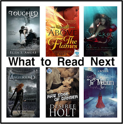 Are you looking for a good book to read? Check out these Paranormal and Romance reads from my Wish List.  I haven't read them all yet, but they look so good that I had to add them to my What to Read Next list.