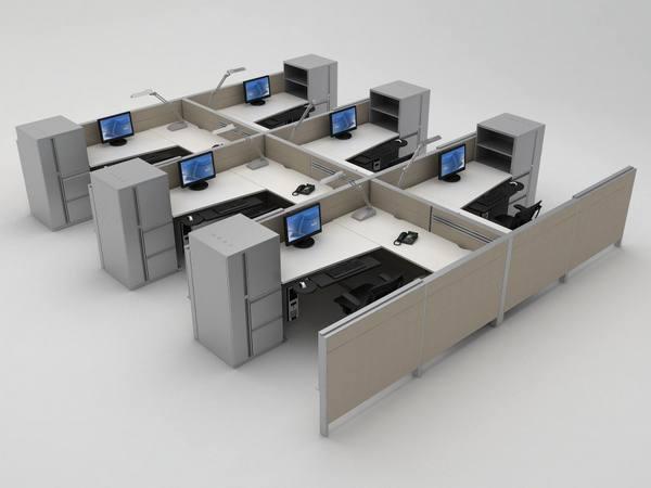 modern office cubicle design ideas best office furniture design - Office Cubicle Design Ideas