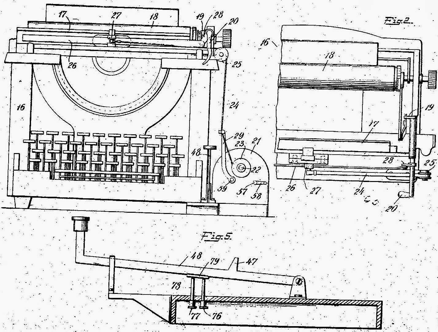 oz.Typewriter: Anderson Automatic Carriage Return for