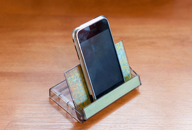 6 Diy Cell Phone Stand  The Idea King