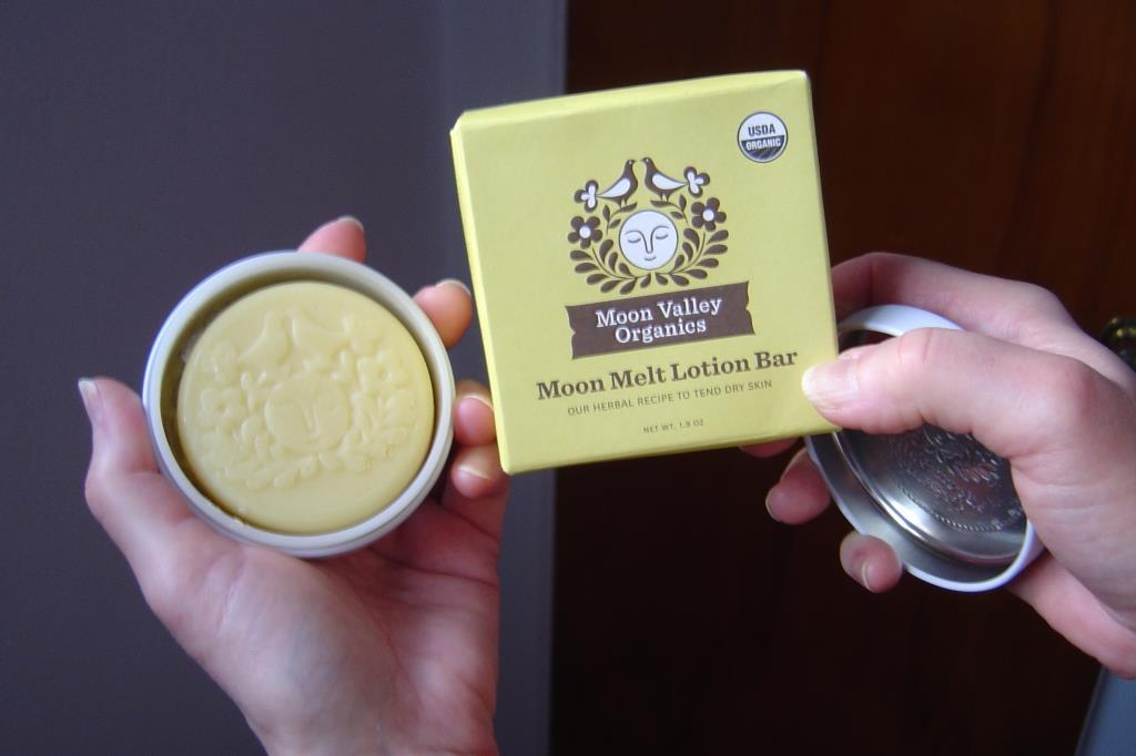 The Remedy Rush Moon Melt Lotion Bar