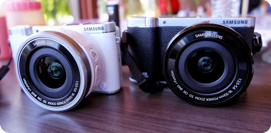 Samsung Camera NX3000