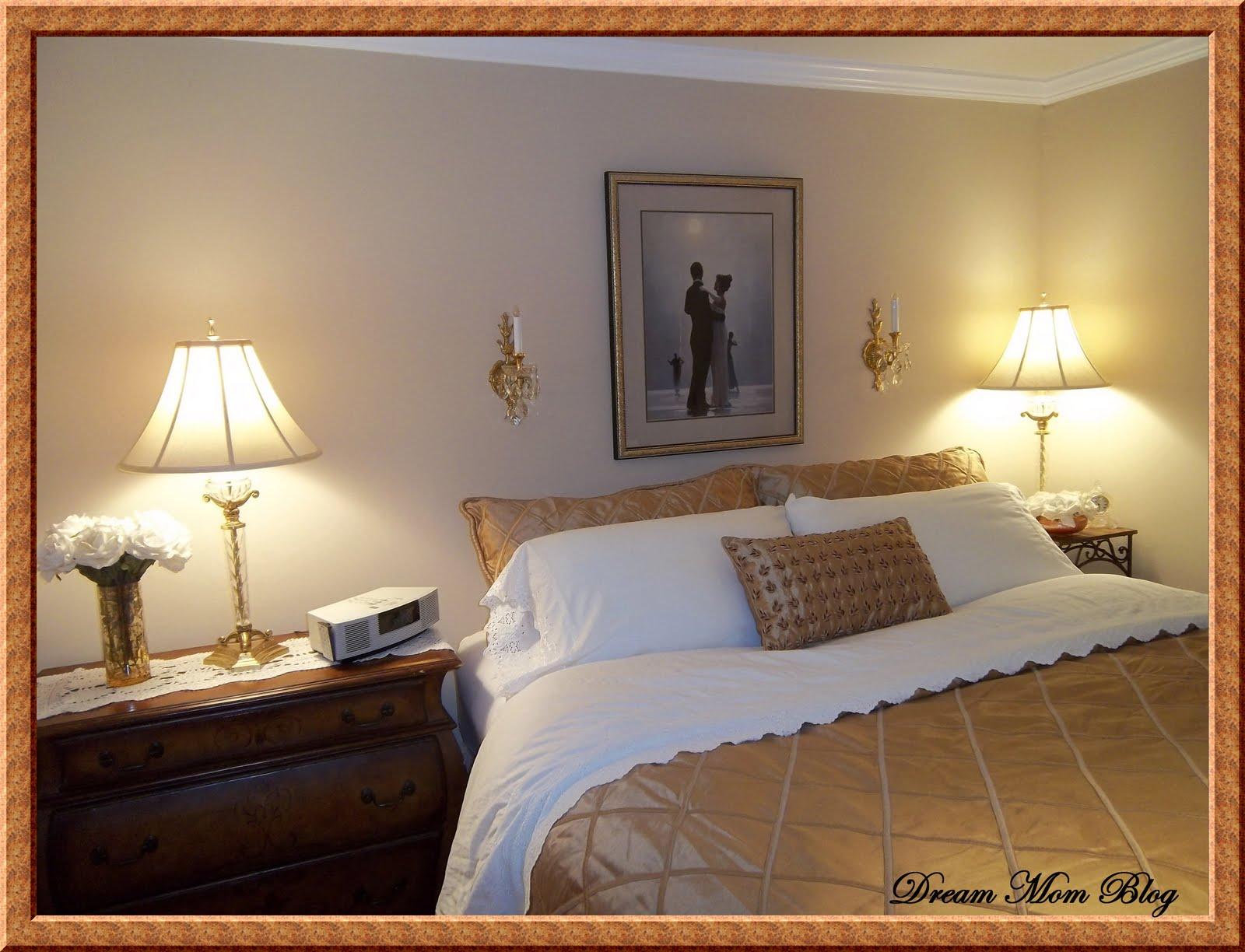 Dream Mom Studio Apartment Sneak Peek Master Bedroom