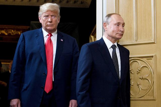 Η... γλυκιά εκδίκηση του Βλαντιμίρ Πούτιν