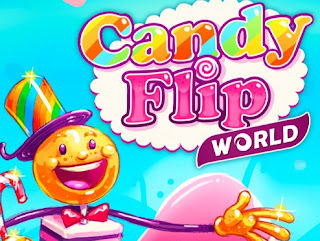 Candy Flip World Puzzle Game