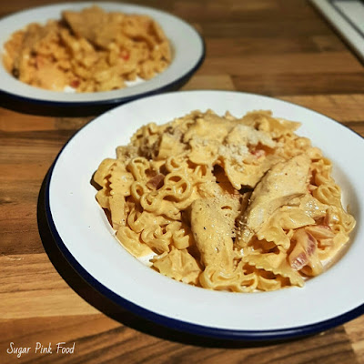 Creamy Cajun Chicken Pasta slimming world