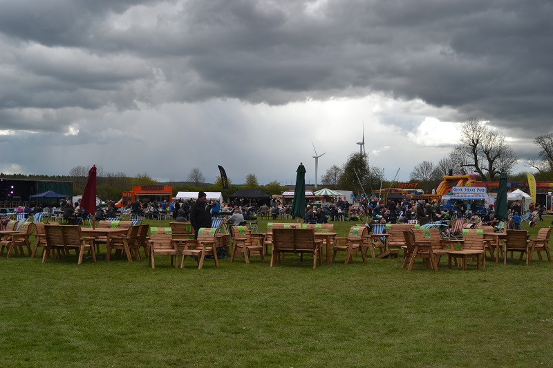 Lotherton Hall Food Drink Festival