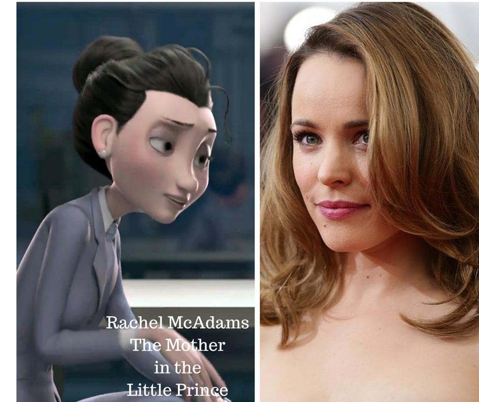 Pelikula Ngayon Jeff Bridges Rachel Mcadams And Mackenzie Foy Right Voices For The Little Prince