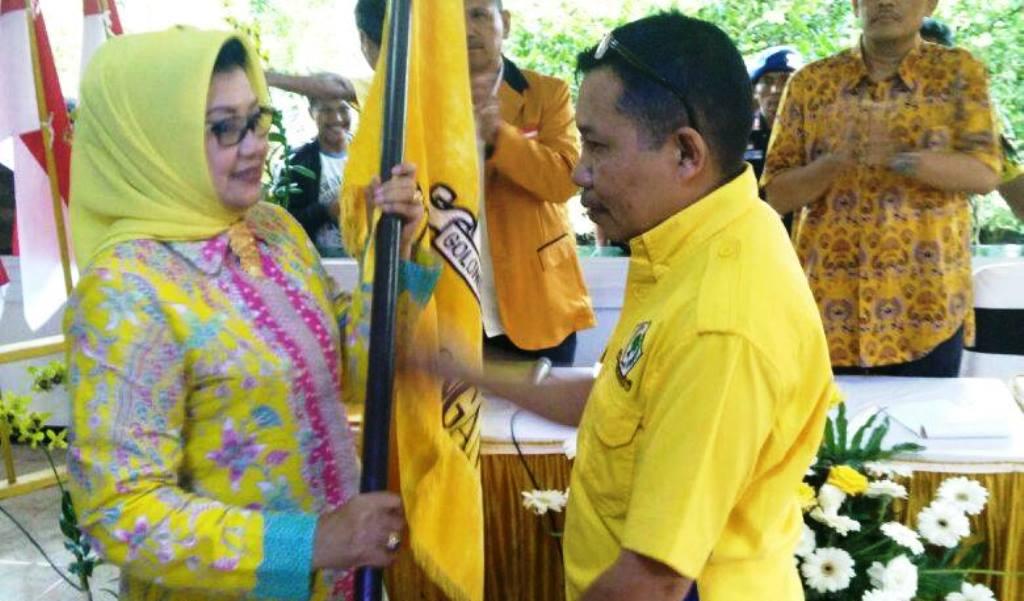 FOTO: Musda IX Partai Golkar Kabupaten Subang