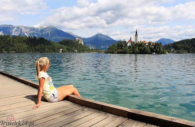 jezioro w Bledzie