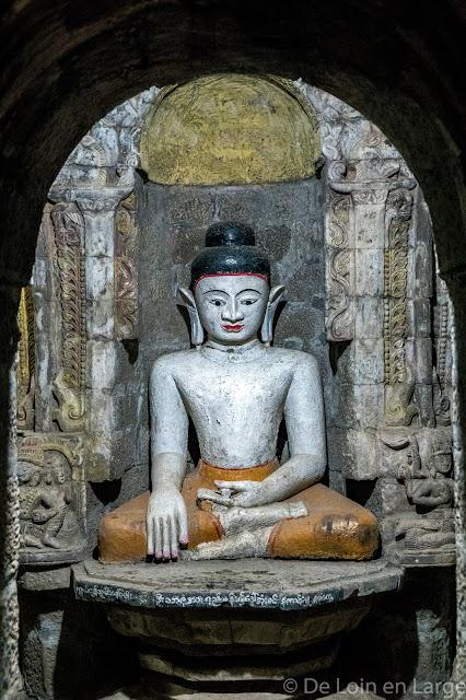 Andaw Thein Pagoda-Mrauk-U-Birmanie-Myanmar
