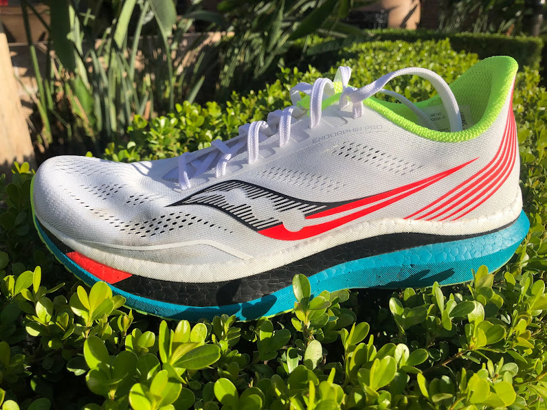 Featured Shoe Review: Saucony Endorphin Pro Multiple Tester Review