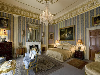 Советы по оформлению интерьера спальни в Английском стиле
