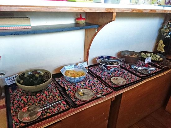 お食事処 峠の茶屋 笑福家の店内の写真