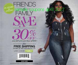Ashley Stewart coupons april
