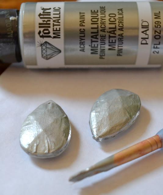 Folk Art Metallic Paint Colors