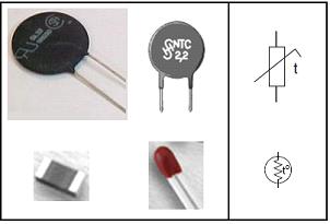 ما هي المقاومة الحرارية Thermistor؟ وانواعها المختلفة NTC - PTC