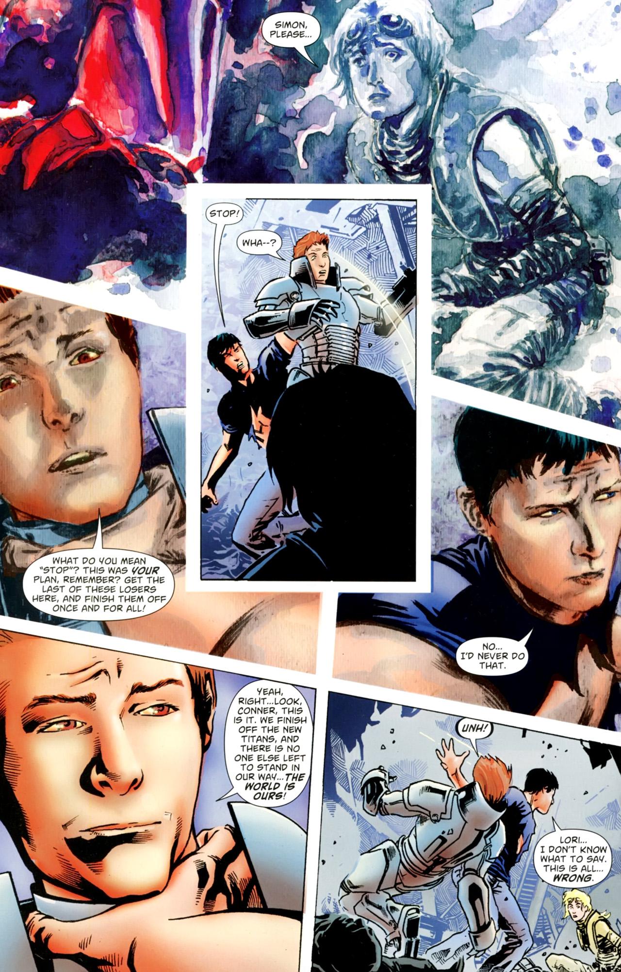Superboy [I] Issue #7 #7 - English 19